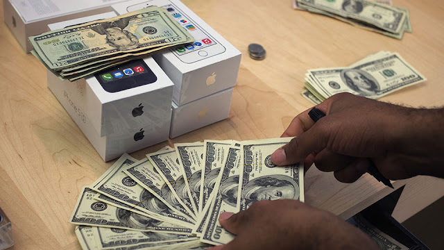 2017 sẽ là một năm ảm đạm với Apple nhưng 2018 thì không !