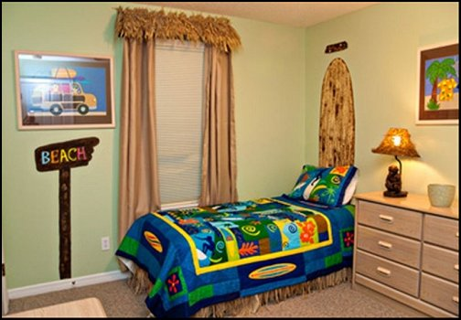 Decorating theme bedrooms - Maries Manor: surfer