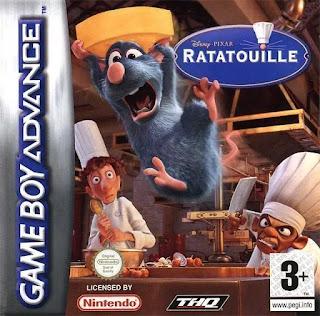 Ratatouille ( BR ) [ GBA ]