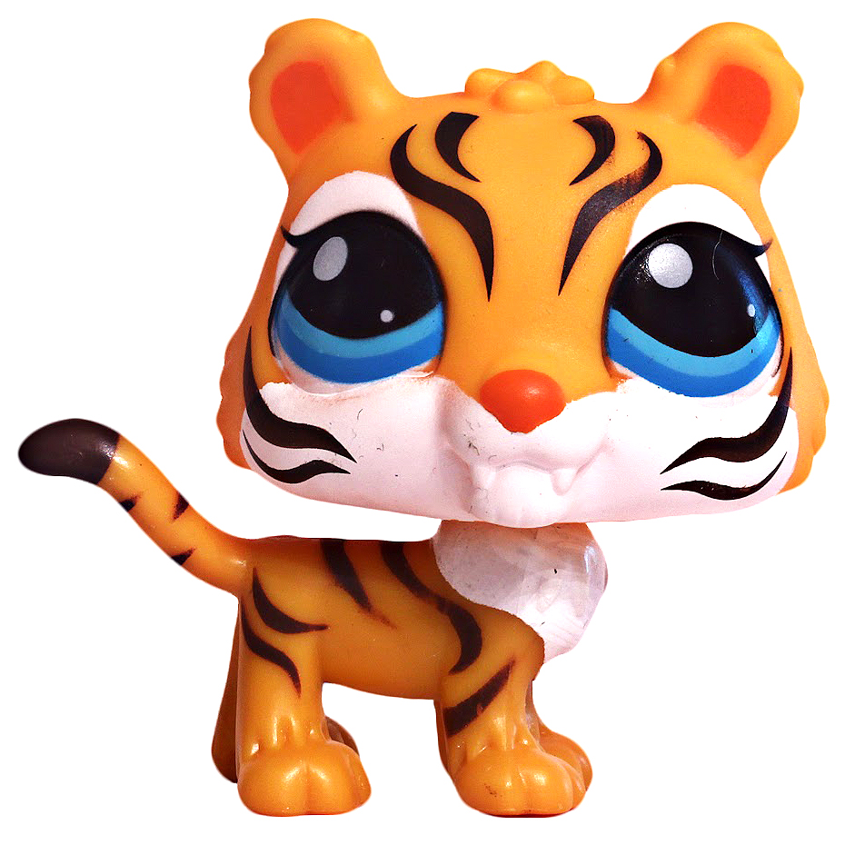Lps tiger generation 3 pets lps merch - Petshop tigre ...