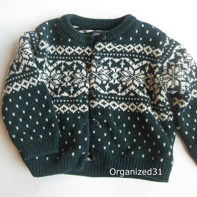 Repurposed Upcycled Sweater Mittens - Organized 31