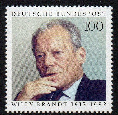80th Anniversary of the Birth of Willy Brandt
