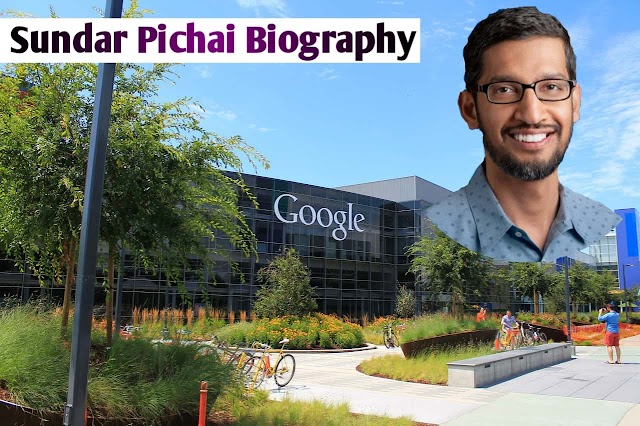 Sundar Pichai Biography in Hindi-सुंदर पिचाई की प्रेरणादायक कहानी