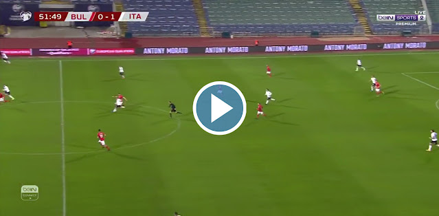 Bulgaria vs Italy Live Score
