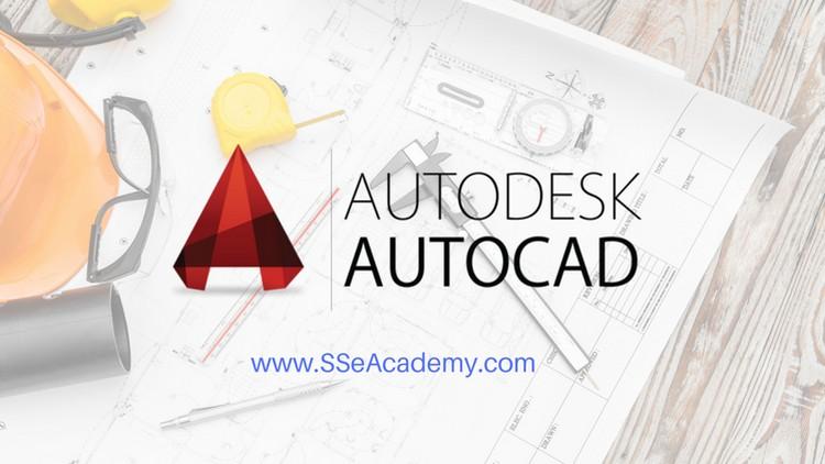 AutoCAD 2016 Basic I Advance Tutorial - 100% Off Udemy Coupon • Free