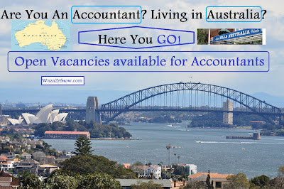 وظائف محاسبين - Today's Accounting Jobs (outstanding Salaries) in Australia 2018 | وظائف ناو