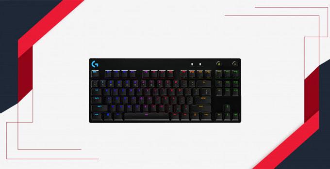 Spesifikasi Keyboard Logitech G Pro X Gaming