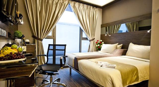 Parc Sovereign Hotel - Tyrwhitt - room