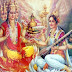 Goddess of wisdom - Mother Saraswati