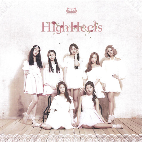 [Album] CLC – High Heels (2016.04.13/MP3/RAR)