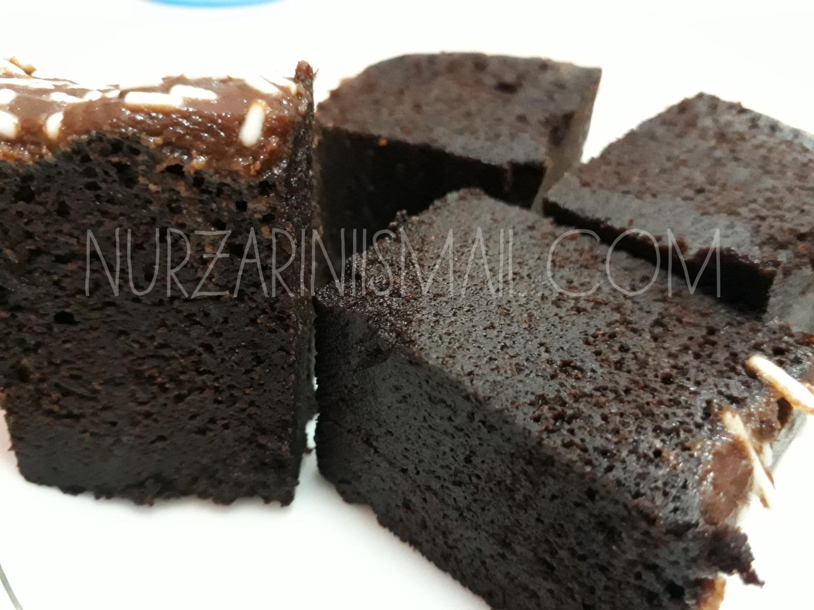 resepi kek vanilla kukus resepi kek coklat kukus moist popular homemade resepi  support Resepi Kek Coklat Cheese Tanpa Telur Enak dan Mudah