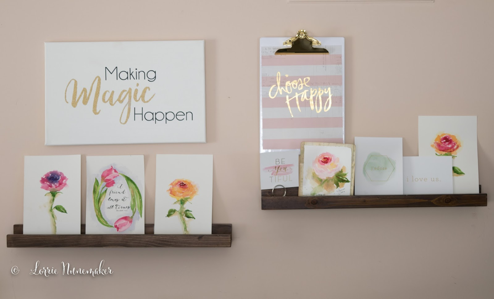 Wall Decor With Cricut : Lorrie s story wall art with cricut explore