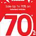 Promo Sepatu BATA Sale uP tO 70% Hingga 12 November 2017