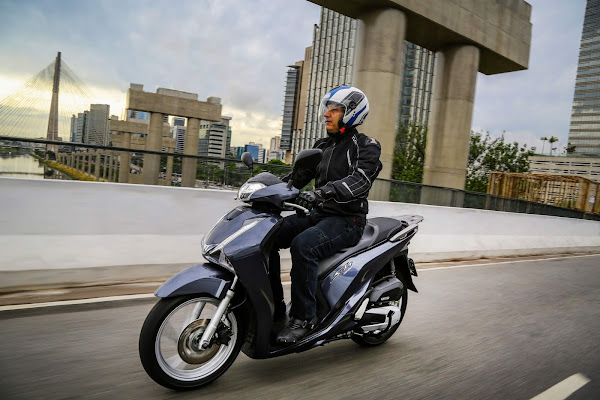 Honda SH 150i 2022