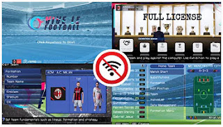 Download eFootball PES 2021 PPSSPP Vive Le Football Lite Full License & Real Kits