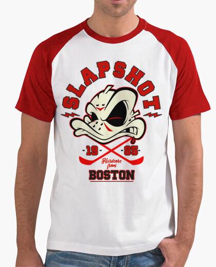 Camisetas Hombre - Diseño SLAPSHOT