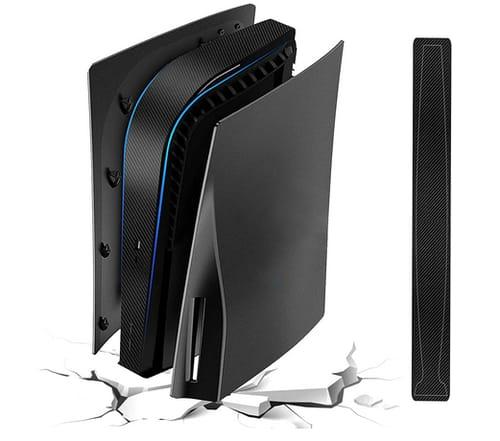 ZJRUI  Shockproof PS5 Faceplates Side Plates
