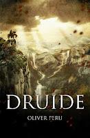 Couverture du livre Druide de Olivier Peru