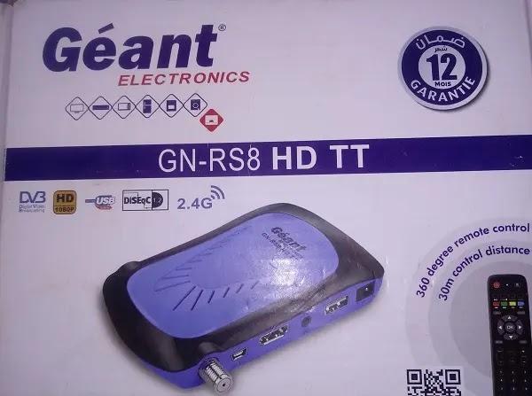 GN-RS 8 HD TT