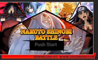 Naruto Shinobi Battle Mod by AZR