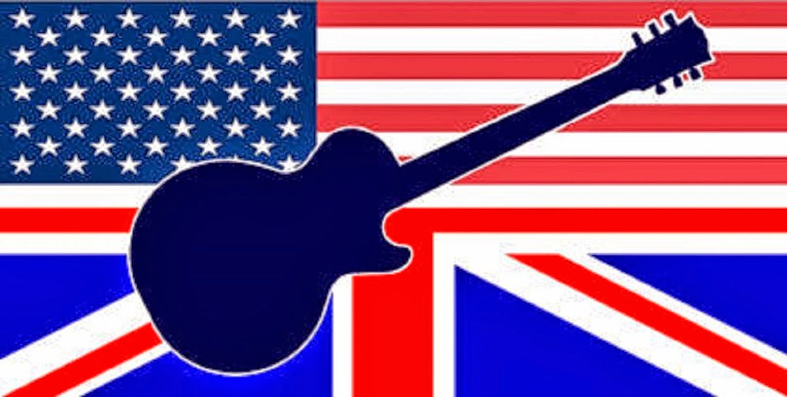 USA/ENG ROCK