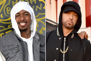 Eminem Nick Cannon