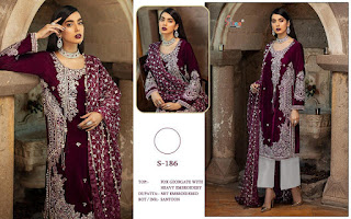 Shree Fab Hit Single Pakistani Suits Collection