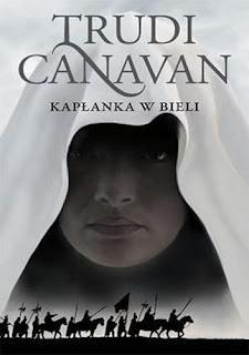 """Trudi Canavan """"Kapłanka w bieli"""""""