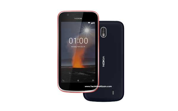 Nokia 1 - Full Specifications And Price in India