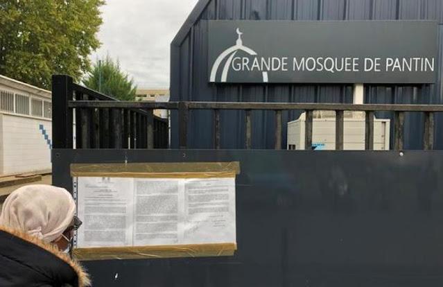 Penutupan Masjid di Prancis Membuat Sedih Warga Muslim