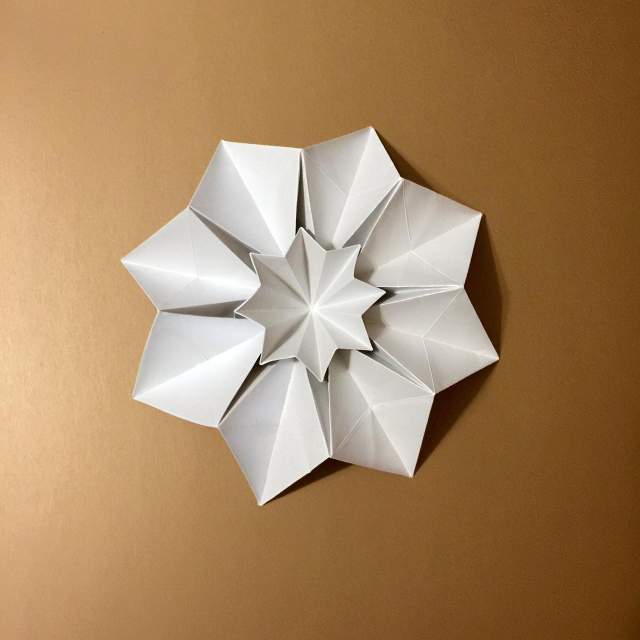 Origami Star Blessilda - photo#47