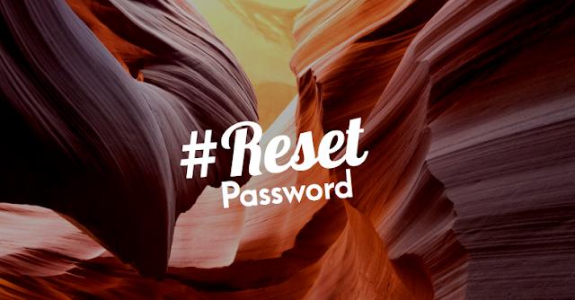 How to Reset my Facebook Account Password