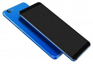 Energetic Blue vivo V7+ arrives