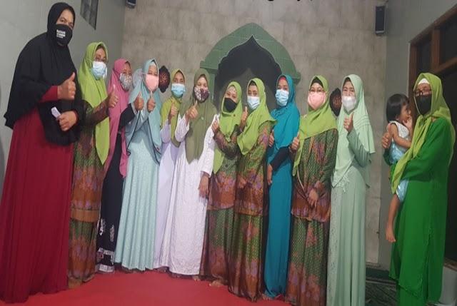 Safari Ramadhan PC. Muslimat NU Buleleng Bersama PR. Muslimat NU Tista Diujung Ramadhan