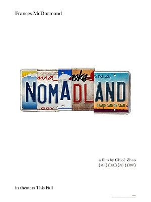 Nomadland Movie Review (New York Film Festival 2020)