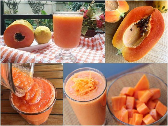 Manfaat jus pepaya untuk kesehatan tubuh