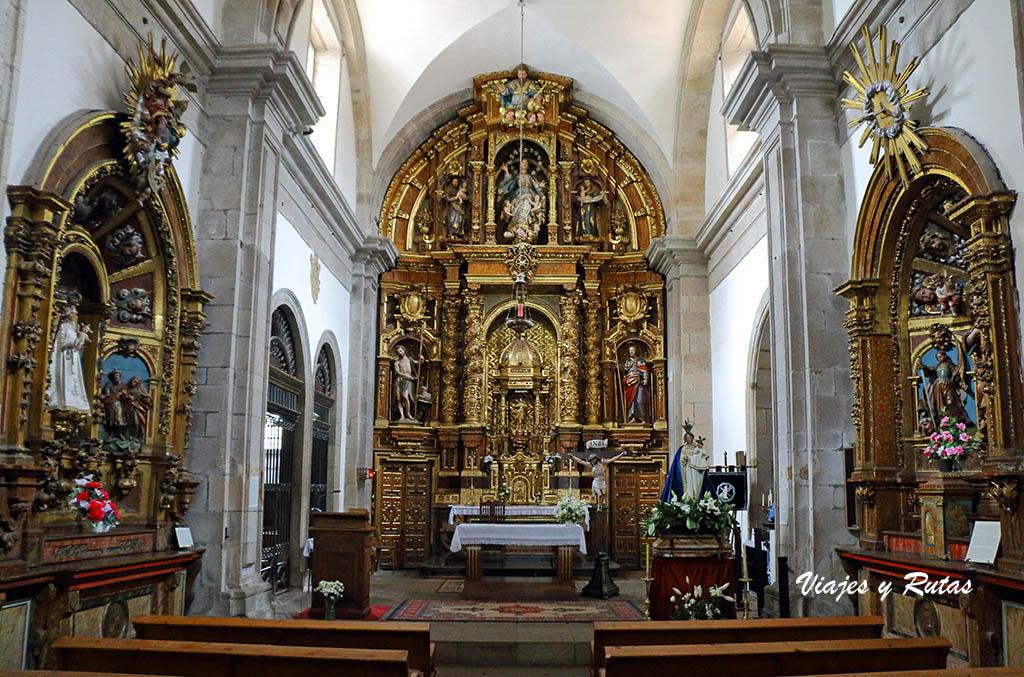 Iglesia de Santa María del Camino, Santiago de Compostela