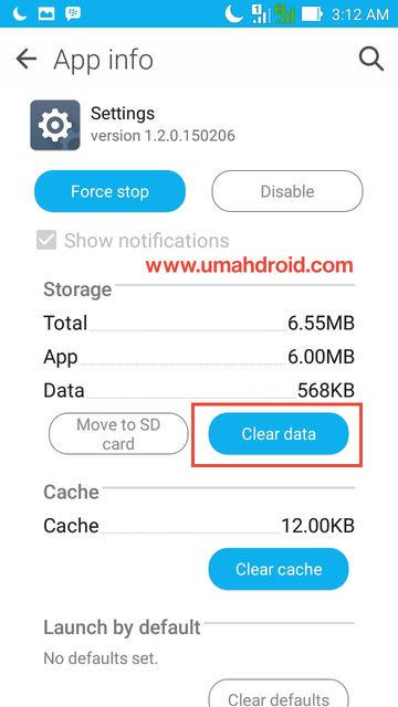Cara Menghilangkan Developer Menu di Android
