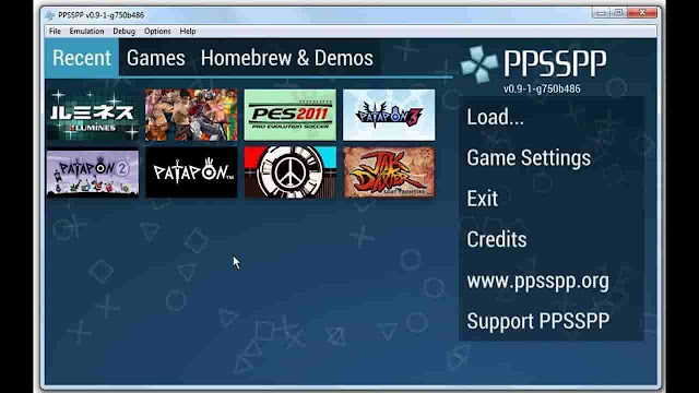Cara Download Game PPSSPP Android di Smartphone