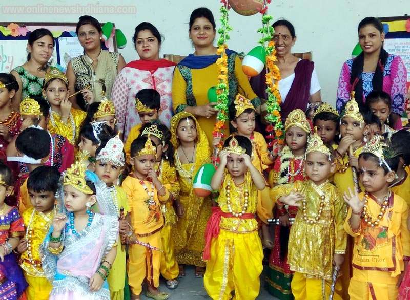 Janmashtami and Independence Day Celebrations at Everest School
