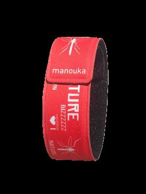 Bracelet anti-moustiques Manouka