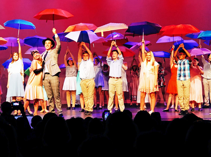 Singing In the Rain for Kids