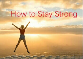 9 helpful ways to stay strong