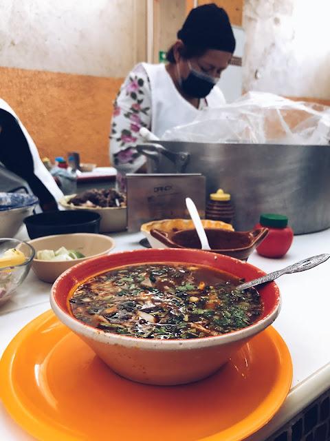 Market Oaxaca City Food
