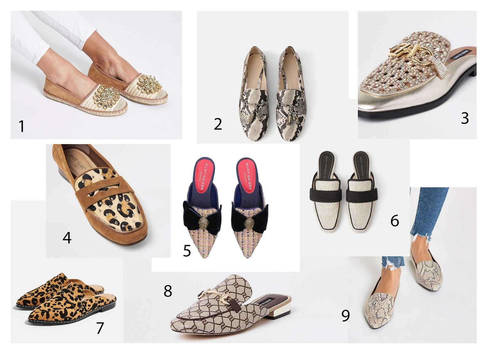 10 Pairs Of Flat Shoes To Get You Excited About Spring