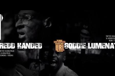 PG Battle: Redd Handed vs Goddie Lumenati