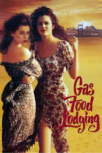 Poster Gas Food Lodging
