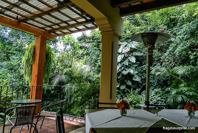 Jardim do Empório e Restaurante Epicure, Antigua, Guatemala