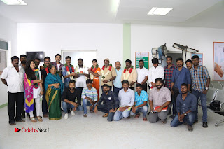 Nenjamellam Kadhal Tamil Movie Pooja Stills  0040.jpg