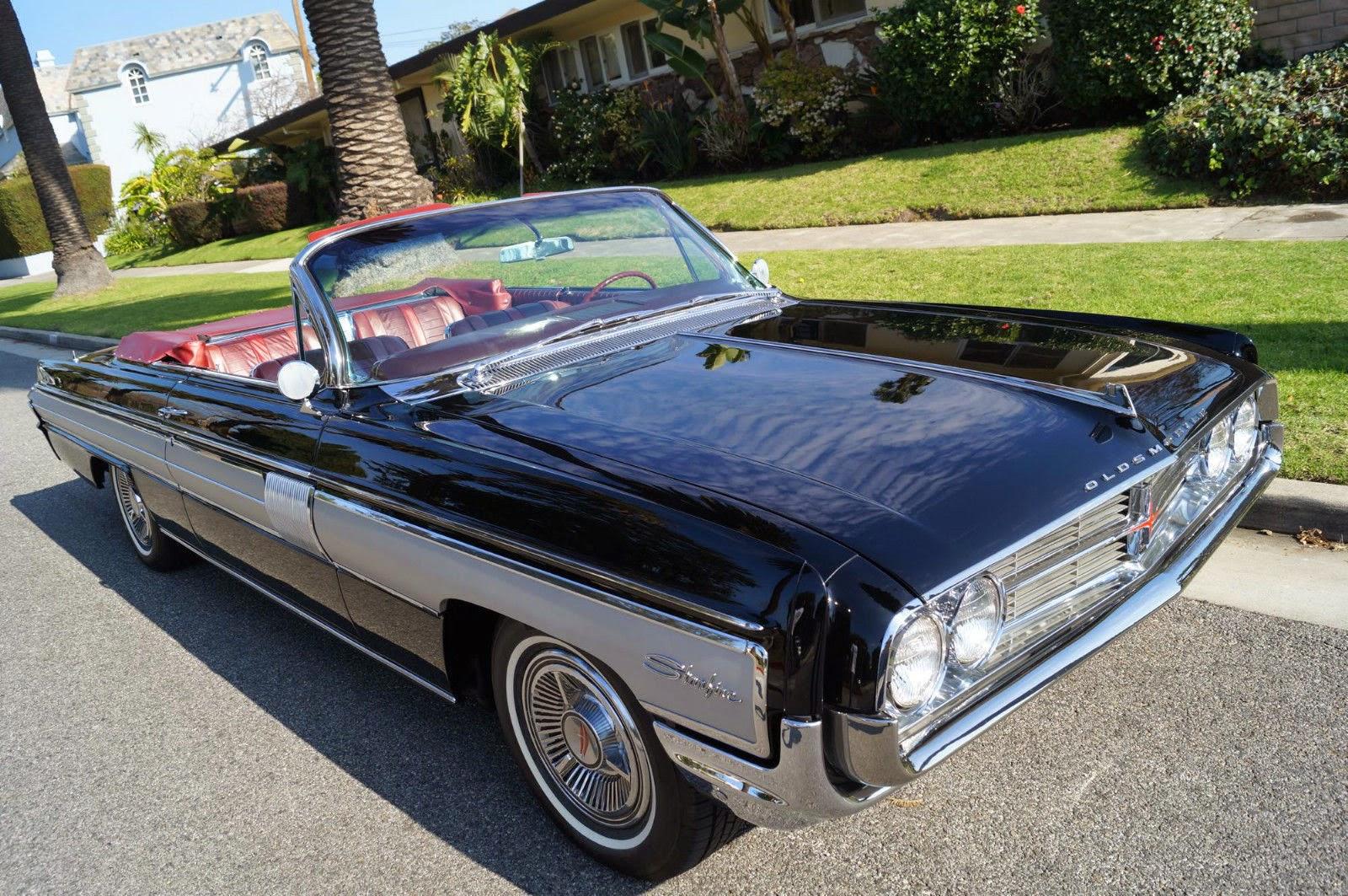 2015 Buick Lesabre >> All American Classic Cars: 1962 Oldsmobile Starfire 2-Door ...